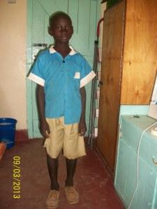 Joshua  Wafula  Nyongesa, DOB 5 Nov, 2006
