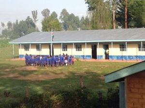 LSA kids starting their day