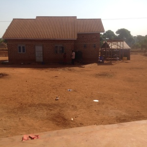 Current girls house....future office and guestt house.