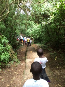 Kitale Museum nature walk